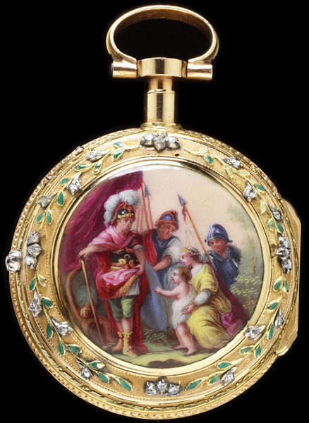 Watch and Case, Jean Fazy, 1765 - 70