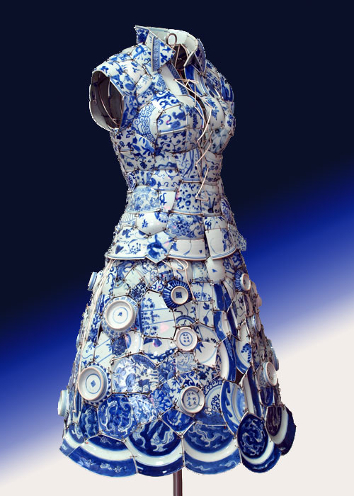 Blue And White Fashion Victoria And Albert Museum
