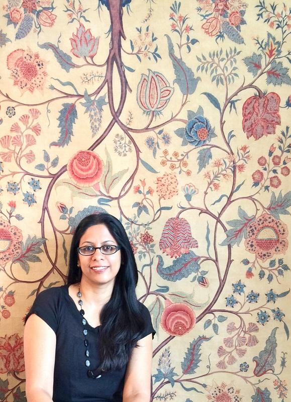 Renuka Reddy, www.redtreetextilestudio.com
