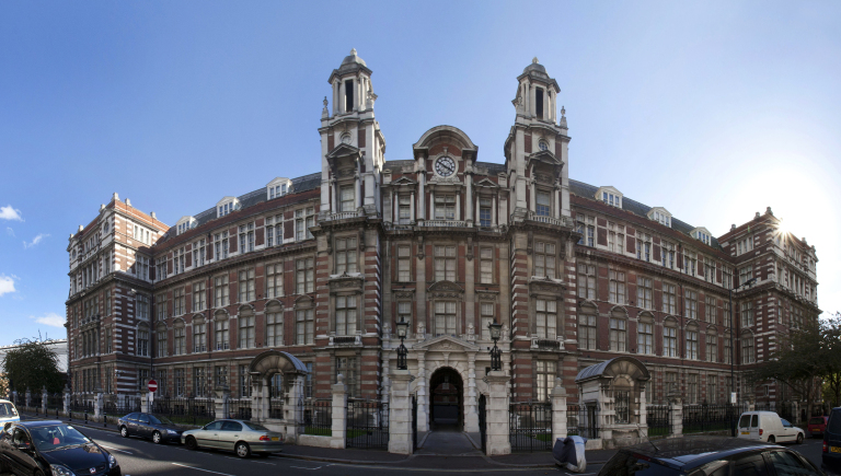 V&A Blythe House Storage Facility © Victoria and Albert Museum, London