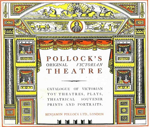Catalogue from Pollock's toyshop