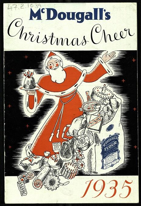 McDougall's Christmas Cheer 1935