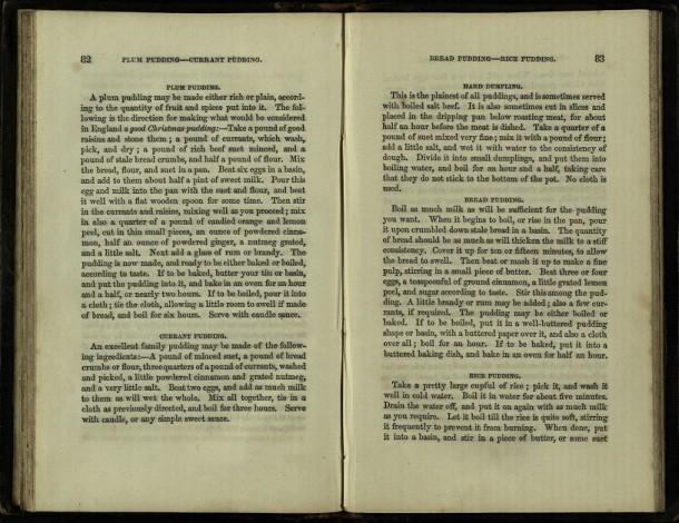 Cookery Domestic Economy (1845)