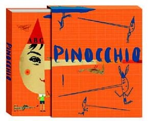 2004 Winner Cover Design Sara Fanelli Pinocchio2