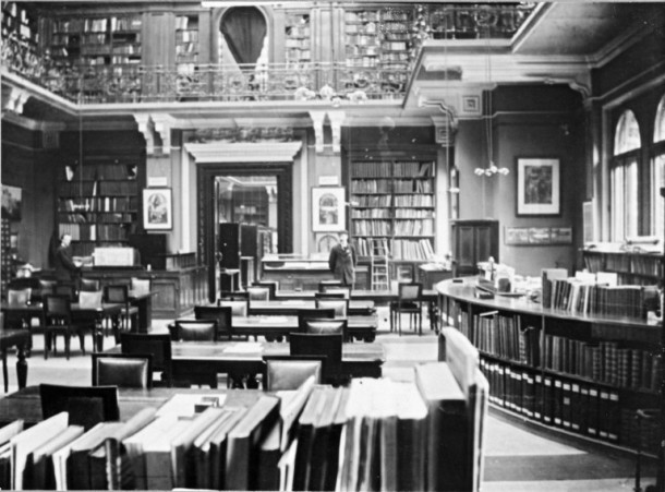 Library West Room