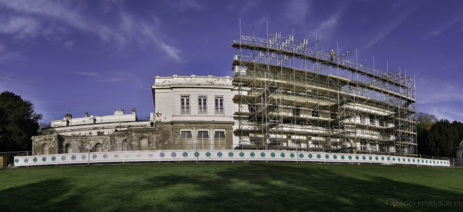 Gunnersbury Museum and Park Development © Maggi Marmion Photography