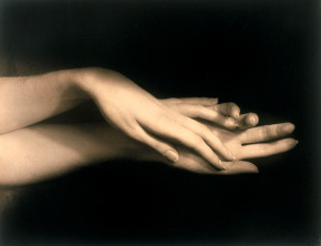 Hands, 1930s. Photograph by Atelier von Behr. Image No. 10455818. © NMPFT/Royal Photographic Society / Science & Society Picture Library