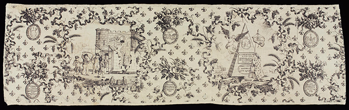 Valance, Unknown, about 1790, England, Museum no. T.63-1936, © Victoria and Albert Museum, London