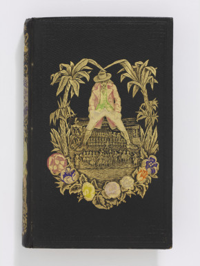 Voyages de Gulliver dans les Contrées Lointaines / Jonathan Swift. Museum no. Circ.186-1948.