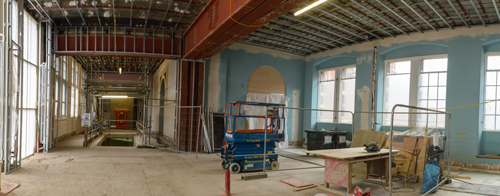 New Entrance lobby - March 2016