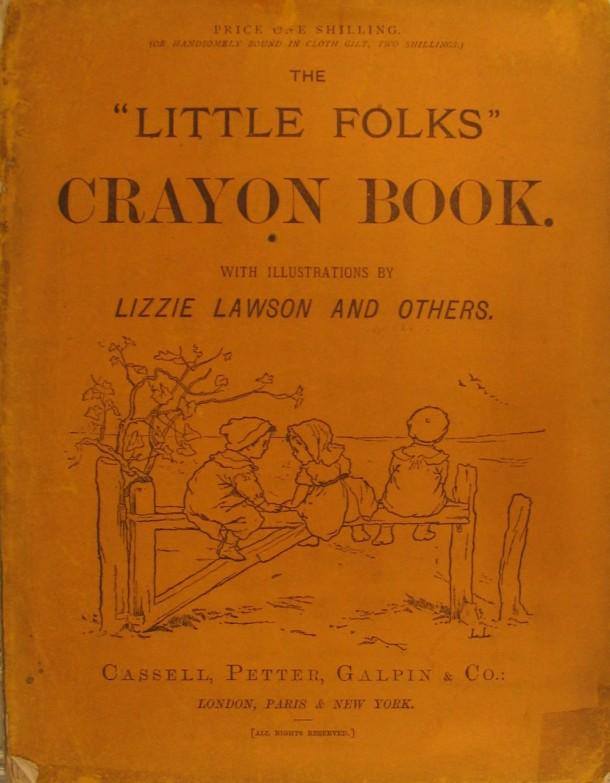 Little Folks, National Art Library no. 861.AA.6126 Copyright Victoria & Albert Museum 2016
