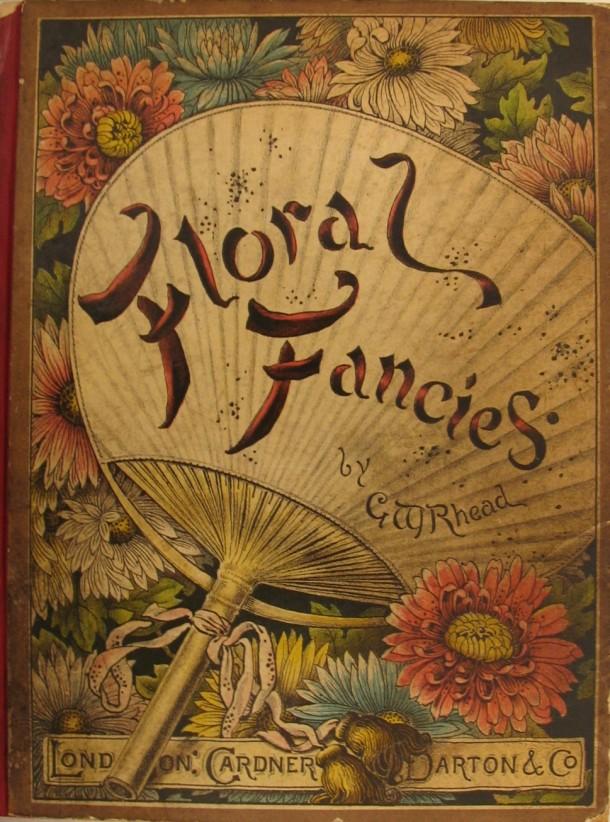 Floral Fancies, National Art Library no. 60.V.135 Copyright Victoria & Albert Museum 2016