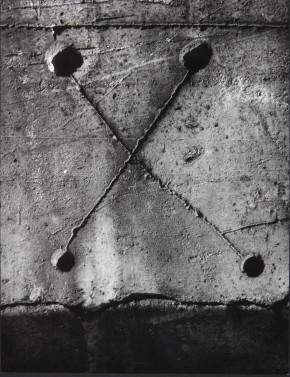 Brassaï, from Graffiti Series VII: 'Death', 1933-56. © Estate of Brassaï - RMN