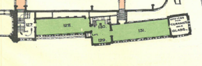 Detail of Plans Showing Scheme of Arrangement of the Collections