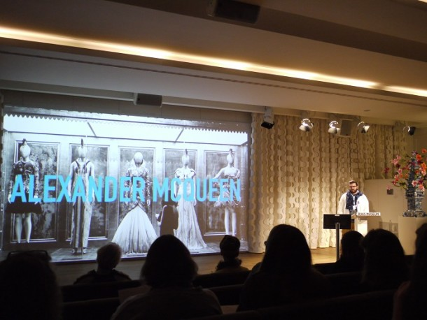 Paul Sohi speaks at the Rijksmuseum conference