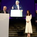 HRH, Duchess of Cambridge, Art Fund, Award, winner, 2016, prize