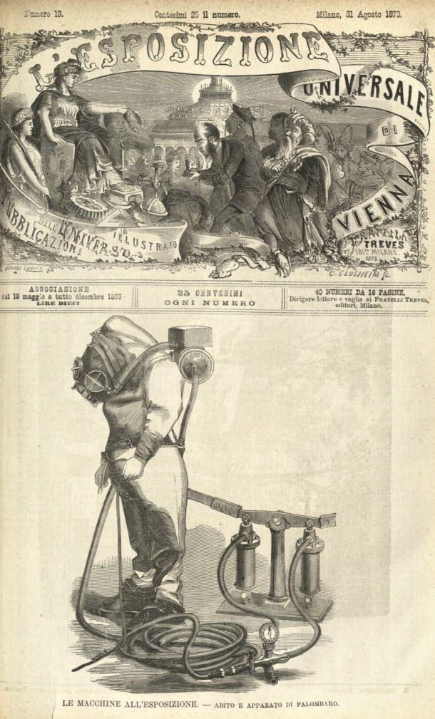 L'Esposizione universale di Vienna del 1873 illustrata (Milan: Eduoardo Sonzogno, 1873-1874).