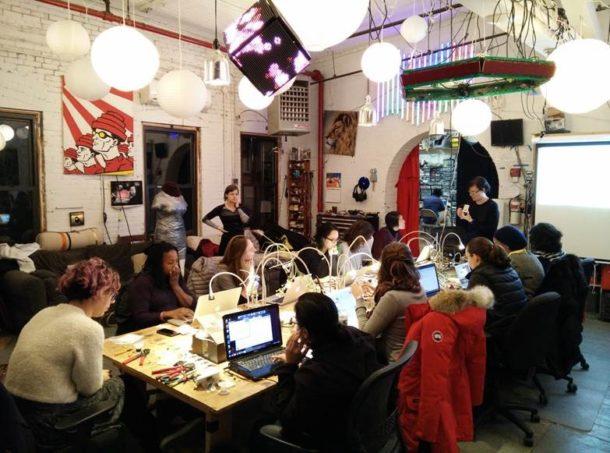 Code Liberation Workshop