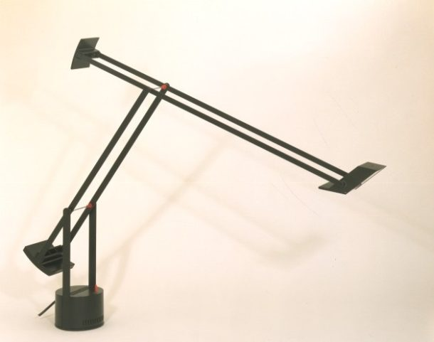Richard Sapper, Tizio, desk lamp, 1971
