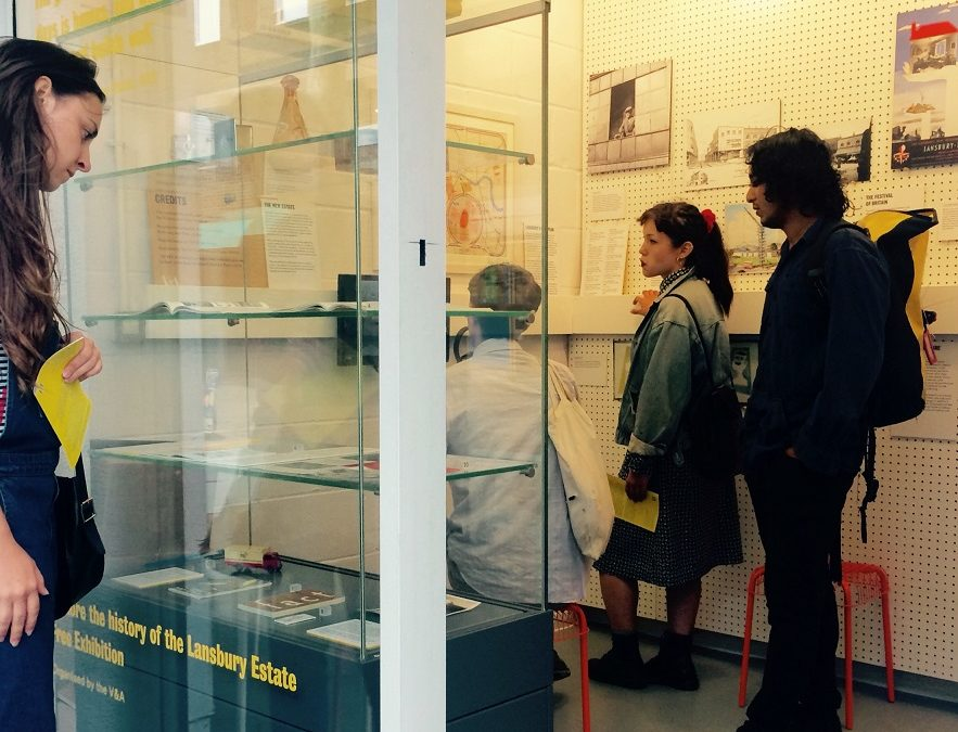 Lansbury Micro Museum, at Open House London 2016
