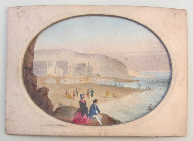 Fig. 2. 'Les bains de Dieppe' – Day view