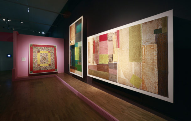 Record of the Major Exhibition - Quilts 1700 - 2010; 20th March - 4th July 2010; Major Exhibition Space, V&A Museum; 16th March 2010.