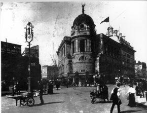 Figure 2: Gaiety Theatre, ca. 1900.