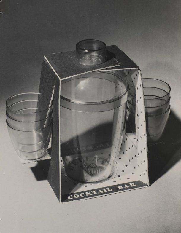 Runcolite, plastic cocktail bar, Gaby Schreiber