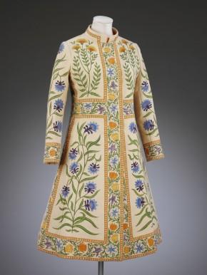 Rajputana wedding coat, by Richard Cawley for Bellville Sassoon, 1970