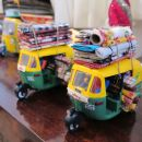 Auto-Rickshaw samples, 2012.© Aneeth Arora