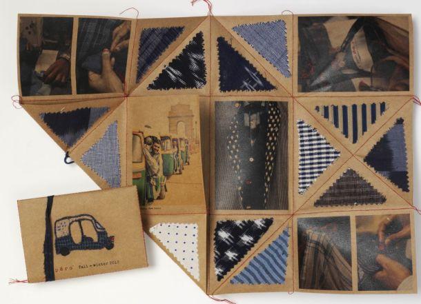Auto-Rickshaw samples, 2012, ©Victoria and Albert