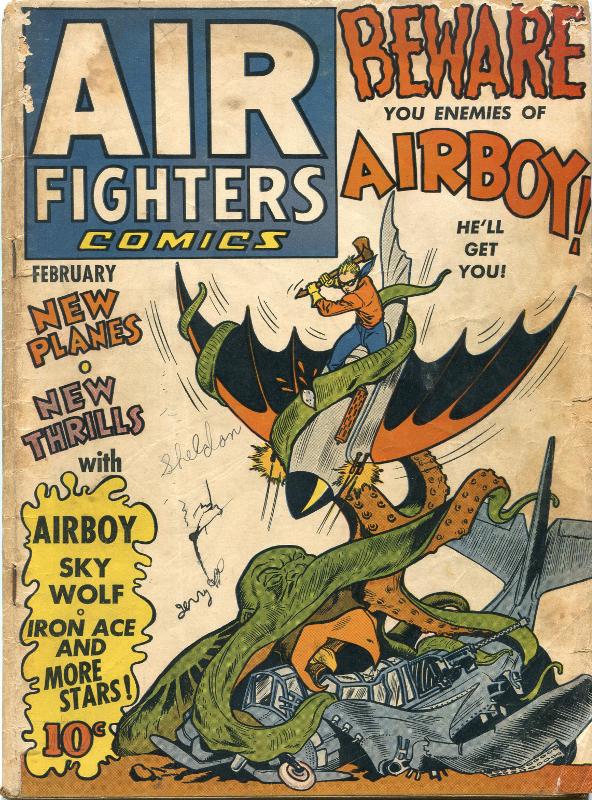 Airboy # 5