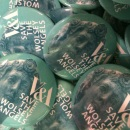 Wolsey Angel badges