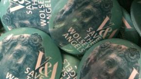 Wolsey Angel badges