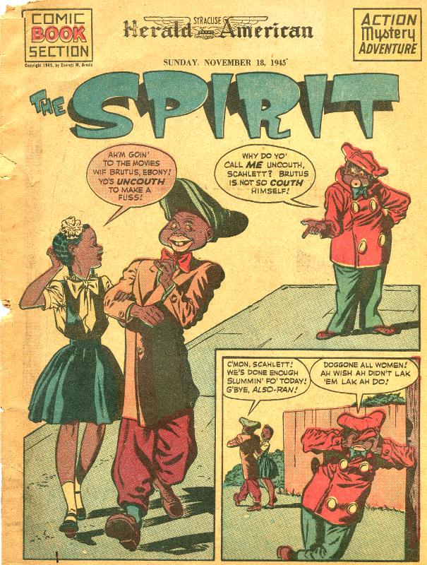 The Spirit 1945
