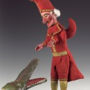Mr Punch, puppet, Arthur Quisto, UK, 1937 (made); 1994 (altered). Museum no. S.526-2012 © Victoria and Albert Museum, London