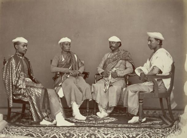 Delhi bankers(1863)