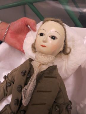 Gentleman doll (C) Victoria and Albert Museum, London