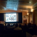 Dr Kate Aspinall delivering a paper entitled 'the Pasmore Report? Reflections on the Coldstream Report and its Legacy' at Art School Educated conference in Tate Britain, 11-12 September.