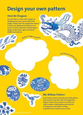 Design your own pattern sheet