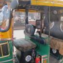 Rickshaw in Jaipur