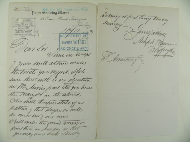 Jeffrey letter