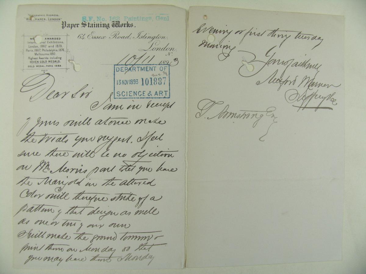 Cover Letter Interior Design Assistant