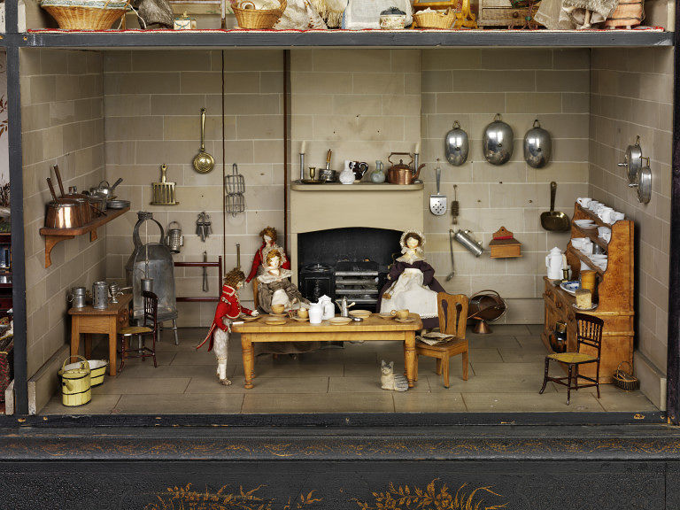 Super Sizing The Killer Kitchen Victoria And Albert Museum