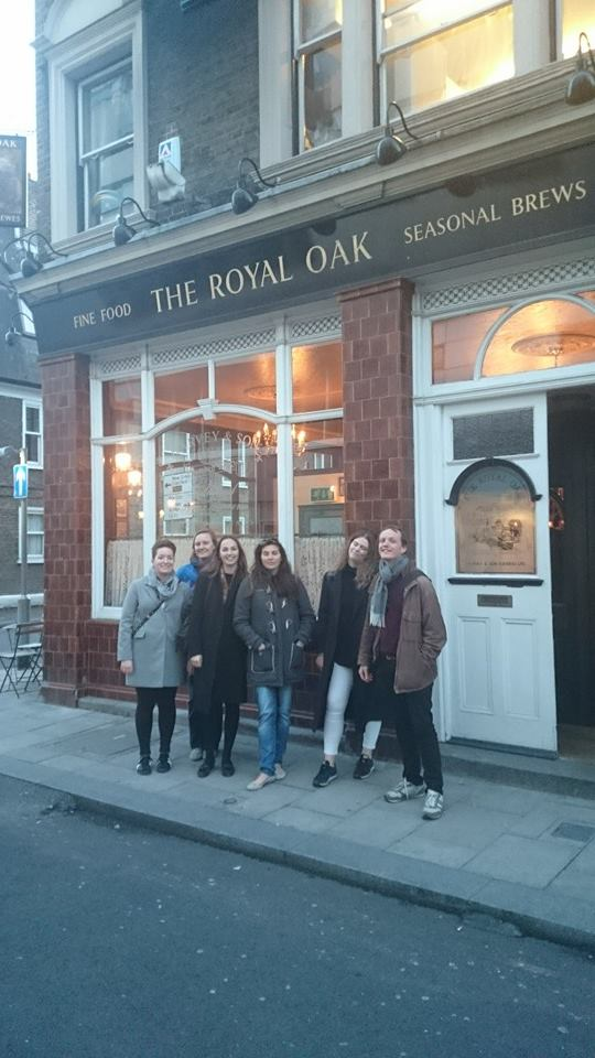 Last Stop: The Royal Oak
