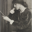 Photograph of May Morris by Frederick Hollyer