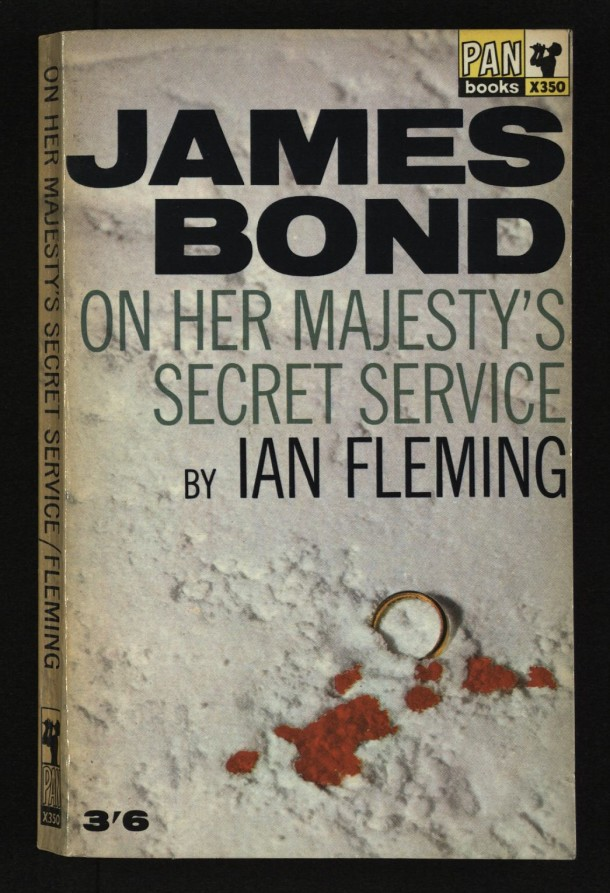 "Ian Fleming's ""On Her Majesty's Secret Service"""