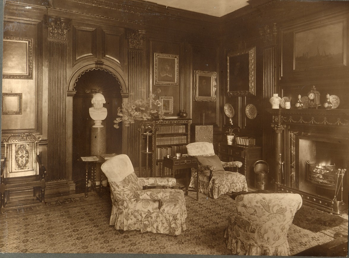 Sewerby Hall Images Oak Room of Sewerby Hall