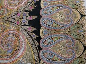 Detail of Norwich shawl