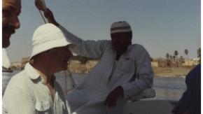 Peter Brook in Afghanistan